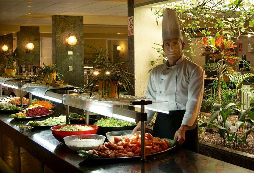 Restaurant Hotel Trianflor Puerto de la Cruz