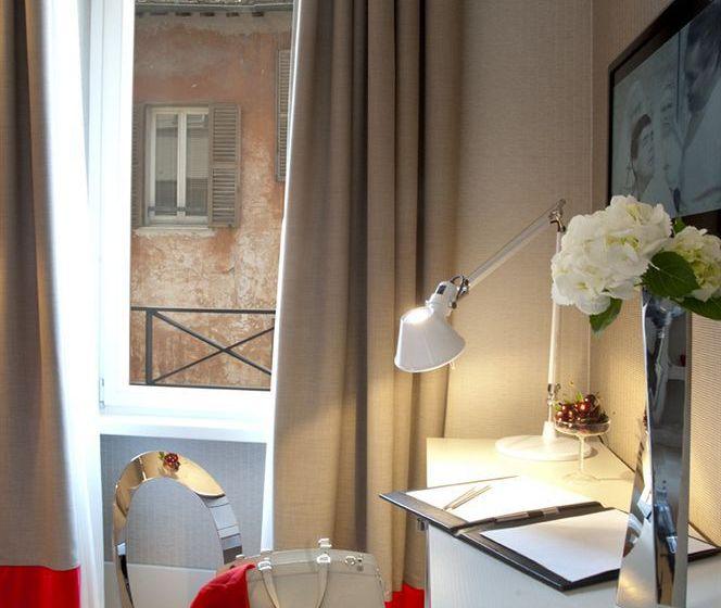 pension h tel basse cat gorie mood 44 rome les meilleures offres avec destinia. Black Bedroom Furniture Sets. Home Design Ideas