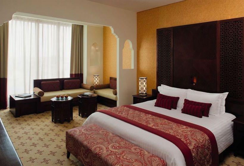 غرفة Radisson Blu Hotel Doha الدوحة