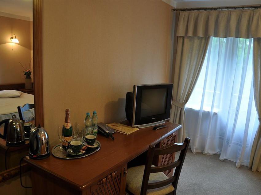 Hôtel Drevny Grad Lviv