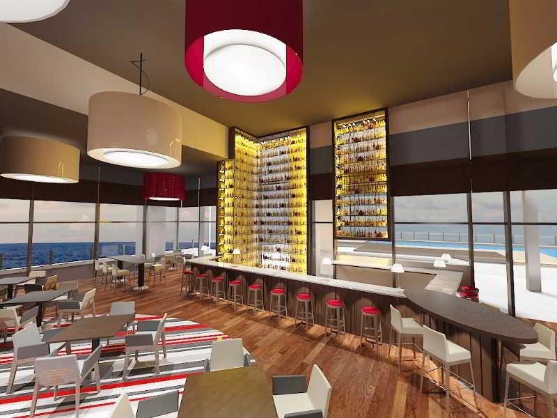 Cafetería Hotel Intercontinental Cartagena de Indias