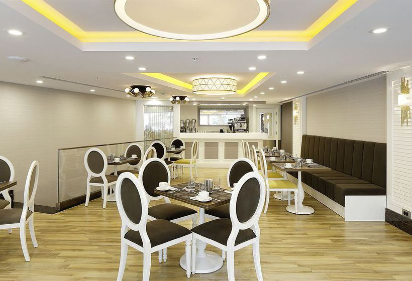Hotel Mia Berre Estambul