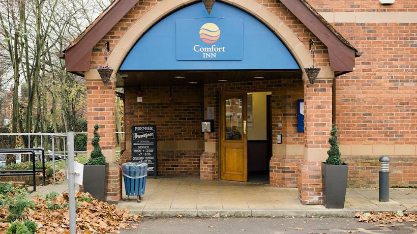 فندق Comfort Inn Manchester North مانشستر
