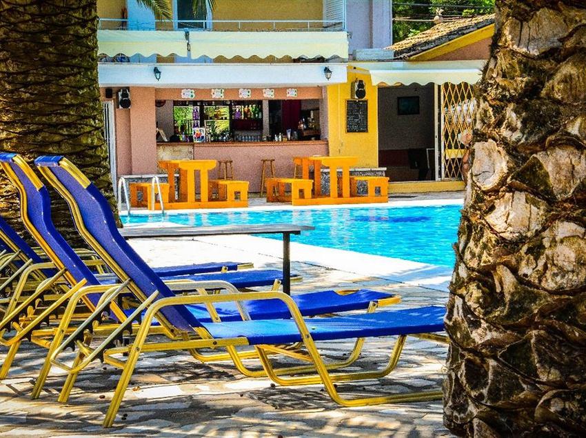 Hotel Paloma Blanca Dassia Korfu