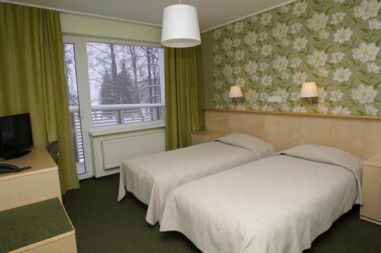 Pühajärve Spa & Holiday Resort Otepaa