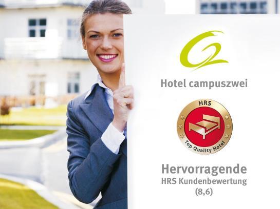 Hotel Campuszwei Ludwigsburg