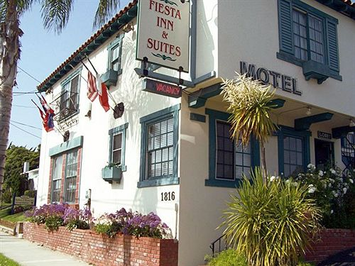 Hotel Fiesta Inn And Suites Santa Barbara
