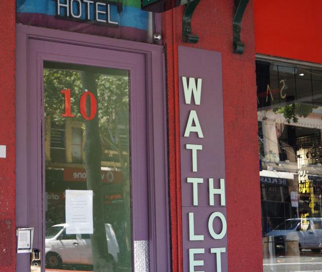 Hotel Sydney Wattle