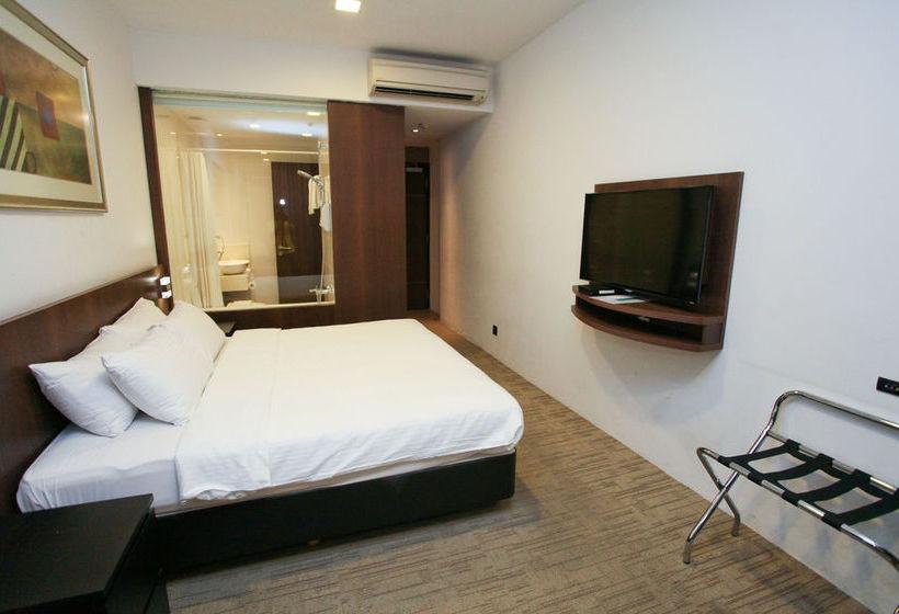 Hotel Arena Suites Singapur