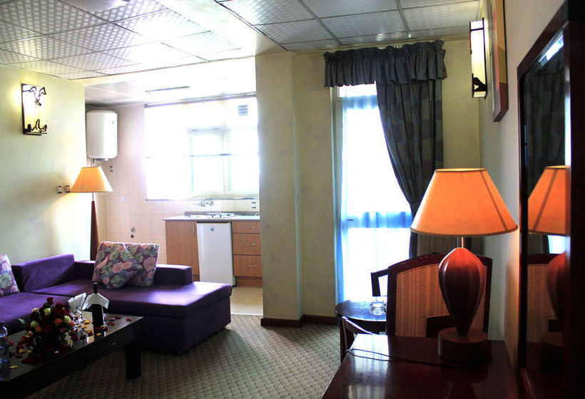 Hotel Bole Ambassador Adís Abeba
