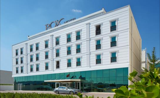Rox Hotel Airport Istanbul