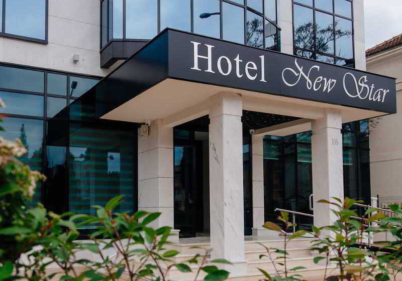 Hôtel New Star Podgorica