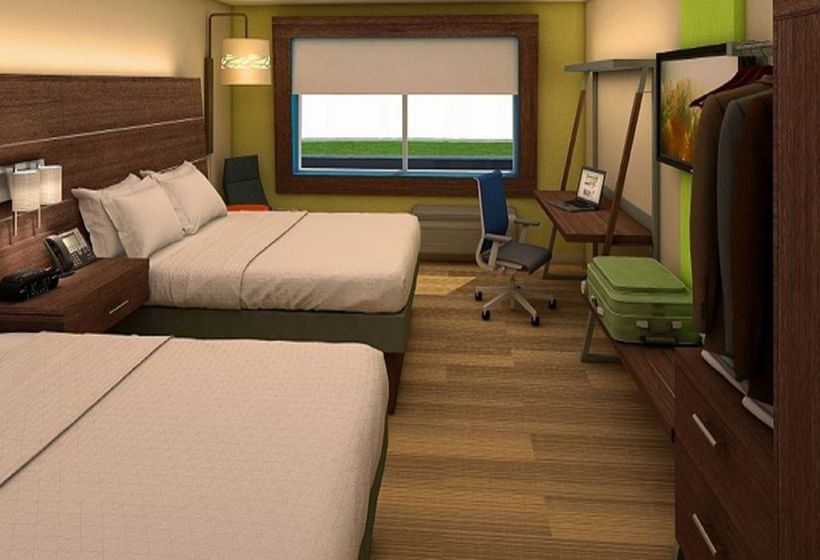 호텔 Holiday Inn Express & Suites Miami Airport Intermodal Area 마이애미