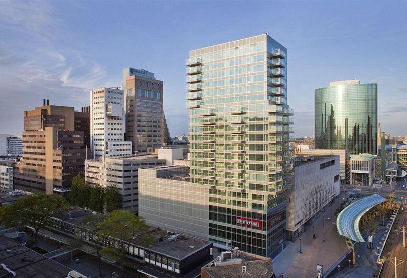 Urban Residences Rotterdam Róterdam