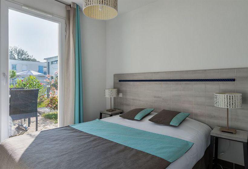 hotel r sidence lagrange confort les carrelets saint palais sur mer as melhores ofertas com. Black Bedroom Furniture Sets. Home Design Ideas