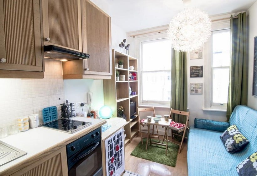 The Short Let West Kensington Londen