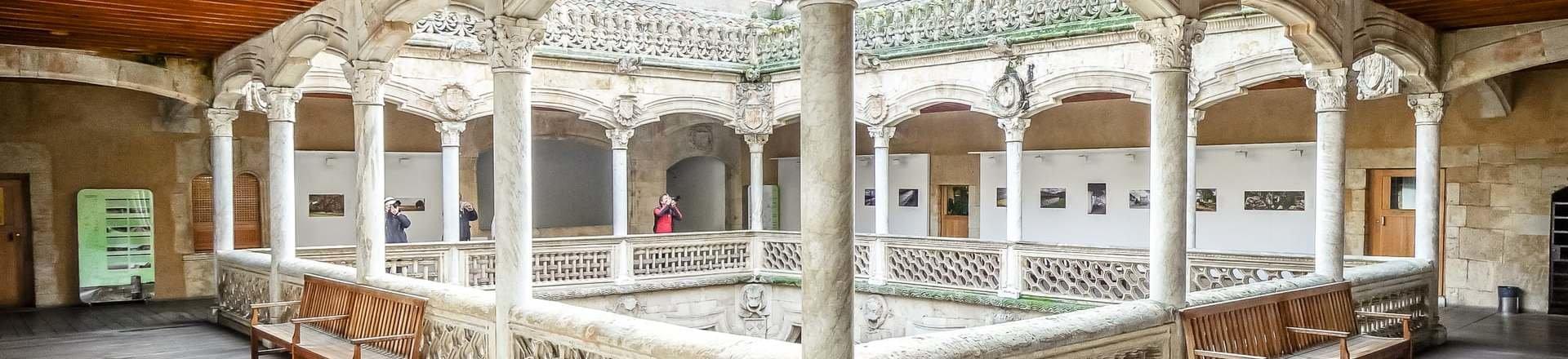 Hoteles en salamanca baratos desde 388 destinia for Piscina alamedilla