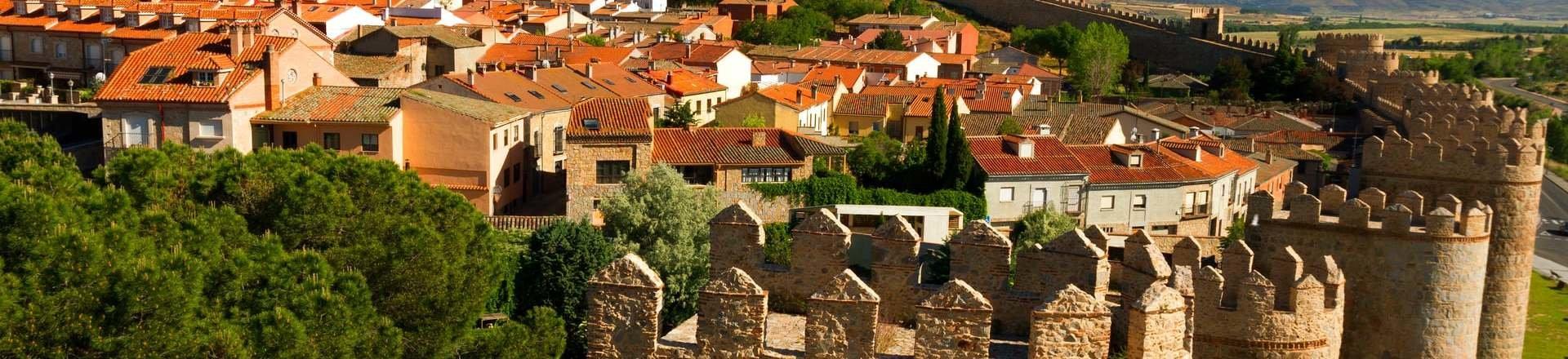 Hoteles en vila baratos desde 660 destinia for Hoteles en avila con piscina