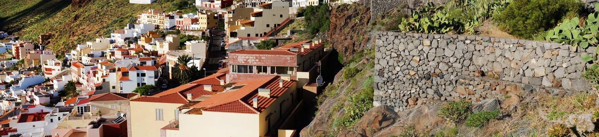 Hoteles m s reservados en san sebastian de la gomera for Hoteles con piscina en san sebastian