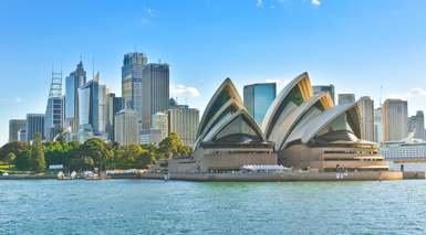 Sir Stamford at Circular Quay - Sydney