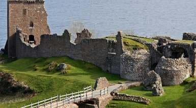 Escocia: Ruta de los Castillos a tu Aire
