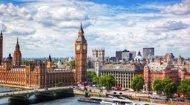 Gran Tour de Inglaterra, Escocia e Irlanda