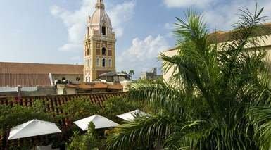 Cartagena Casa Pestagua Hotel Boutique Spa - Cartagena de Indias