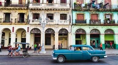 Combinado 3 Noches en La Habana - 4 Noches en Varadero desde Lisboa