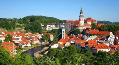 Ciudades de República Checa, Viena y Budapest