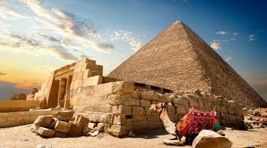 Magia en el Nilo: Crucero y Cairo con 6 Visitas