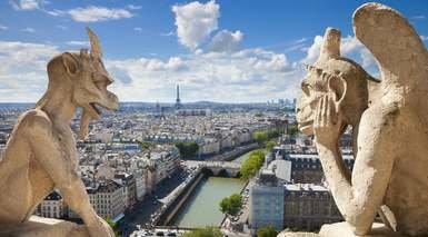 París, Luxemburgo, Alemania y Praga - SIN VUELOS