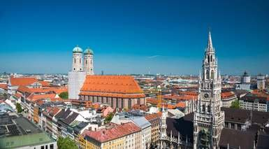 Vier Jahreszeiten Kempinski Munich  - Monachium