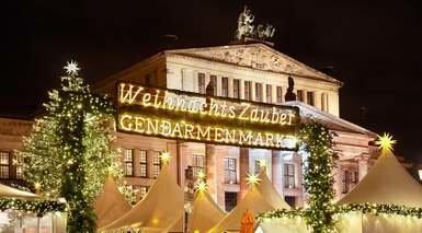 Escapada Navideña: Berlín y Dresde