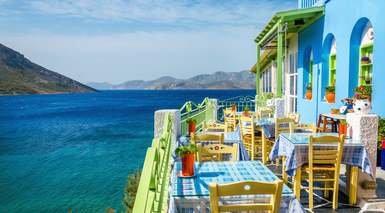 Atenas, Mikonos y Crucero