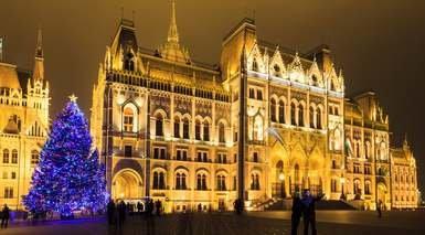 Mercadillos de Navidad - Budapest