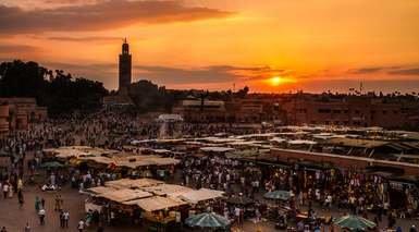 Marrakech con Visitas