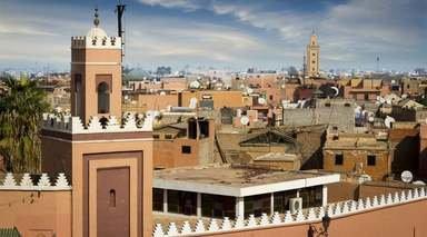 Atlas Medina & Spa - Marrakech