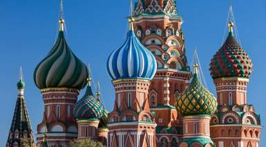 Viaje organizado a Rusia: Moscú y San Peterburgo - Venta Anticipada