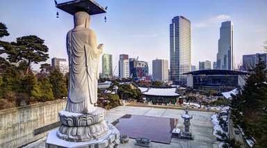 Imperial Palace - Seúl