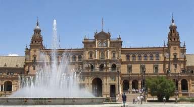 Silken Al-Andalus Palace - Sevilla