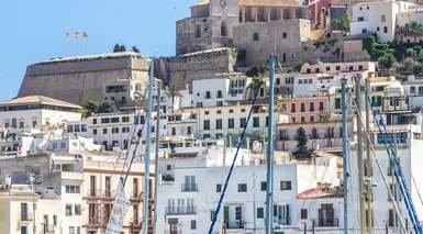 Ibiza - Ibiza Ville