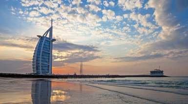 Dubái con 3 Excursiones