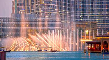 Dubái con 3 Excursiones - Especial Verano