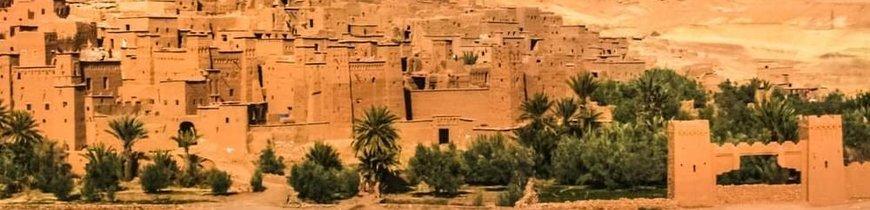 Marruecos: Mil Kasbahs + Desierto + Valle del Draa y Dades