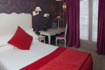 Hotel louvre montana em par s desde 75 destinia for Hotel familiar montana