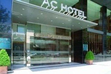 Hôtel AC Lleida Lérida