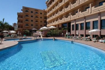 Swimming pool Hotel Victoria Playa Almunyecar