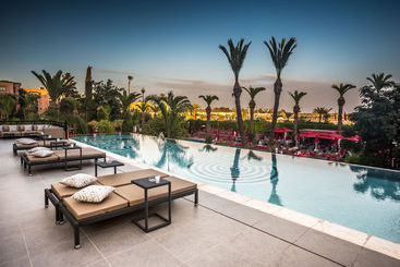 Sofitel Marrakech Lounge & Spa - Marrákes