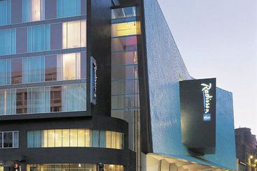 Radisson Blu Hotel, Glasgow - Glasgow