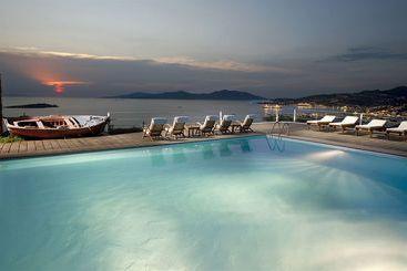 Tharroe of Mykonos Hotel De luxe - Mikonos